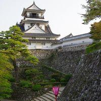 高知城に登城