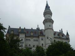 ドイツ・オーストリア家族旅行2013⑤☆憧れのノイシュヴァンシュタイン城訪問編☆
