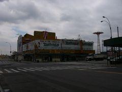 コニーアイランドにあるニューヨークのホットドックの聖地(ネーサンズ)