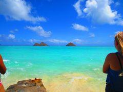 ANA&UA特典ファーストクラスで行くハワイ5日間~ラニカイの小路巡り!Ocean Access 8(8本目の小路)