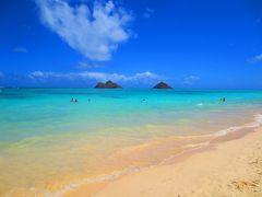 ANA&UA特典ファーストクラスで行くハワイ5日間~ラニカイの小路巡り!Ocean Access 7(7本目の小路)