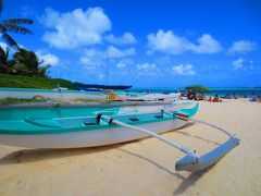 ANA&UA特典ファーストクラスで行くハワイ5日間~ラニカイの小路巡り!Ocean Access 5(5本目の小路)