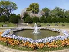 春の横浜ぶらり♪ Vol6(第2日目午前) ☆横浜:「港の見える丘公園」と「フランス山」を散策♪