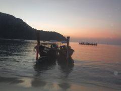 プーケット、ピピ島、シミラン諸島 ビーチ三昧の一週間母子旅行 2日目