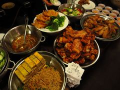 ホーチミン6★最後の夕食…そして早朝フライトで上海へ