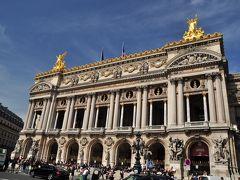 もっともっと 春のヨーロッパを楽しもう! 5.パリでオペラ鑑賞
