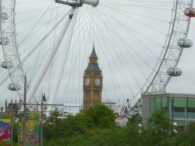 地下鉄、タクシーを使い<br />ロンドンで見たい所行きたい所を<br />ぎゅっと凝縮して観光しました。<br /><br />時間が足りず観光できなかった場所、<br />もっと見て回りたかったところ、<br />たくさんありました。<br />1日がもっと長ければなぁ〜。<br />そう思いました。<br /><br /><br />-- 旅の流れ --<br /><br />ホテル発<br />↓(バス)<br /><br />ビッグベン、ロンドンアイを眺める<br />↓(バス)<br /><br />大英博物館<br />↓(バス)<br /><br />バッキンガム宮殿<br />↓(バス)<br /><br />エロスの像<br />↓(徒歩)<br /><br />フォートナム&メイソン<br />↓(地下鉄、徒歩)<br /><br />シャーロックホームズ博物館<br />↓(タクシー)<br /><br />アビーロード<br />↓(タクシー、地下鉄、徒歩)<br /><br />キングズクロス st.パンクラス駅<br />↓(地下鉄)<br /><br />ハロッズ<br />↓(地下鉄、徒歩)<br /><br />レストラン<br />↓(徒歩)<br /><br />ホテル<br />(宿泊先:THISTLE CITY BARBICAN)