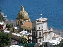 アマルフィ海岸、シチリア島、イスキア島、アッシジの春をめぐる旅 【6】 ポジターノに戻って