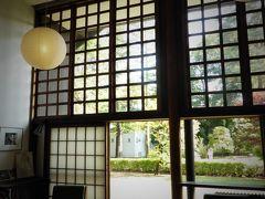 東京探訪 ふらり江戸東京たてもの園を散策
