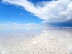 天空の鏡を望んで ~2013-2014年末年始ボリビア・ウユニ塩湖の旅~ 1