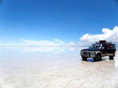 天空の鏡を望んで ~2013-2014年末年始ボリビア・ウユニ塩湖の旅~ 4