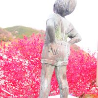 ☆天竜ライン下り&昼神で春満喫☆花桃