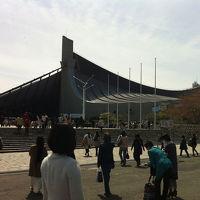 アイススケートショーを観に代々木体育館へ(2014年4月)