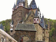新緑の南ドイツ鉄道旅行 古城と中世の街並みvol.4 ドイツ三大美城の1つエルツ城