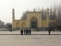 新疆ウイグル自治区の旅(カシュガル)
