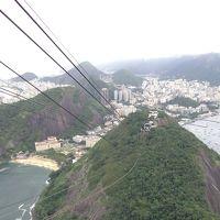ブラジル一人旅 その2 リオデジャネイロ市内観光