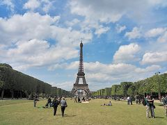 夫婦で初めての海外旅行 in France ① 出国&入国してパリ入り