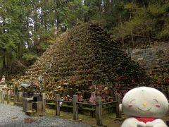 高野山奥の院は石仏の宝庫