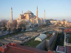 トルコ航空成田夜便利用 イスタンブール滞在70時間 ③3日目 トプカプ宮殿&旧市街