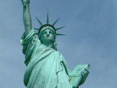 ロスバゲで始まるニューヨークの旅。自由の女神の街は観光の宝庫。