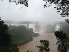 ブラジル一人旅 その4 アルゼンチンからブラジル側イグアスの滝へ