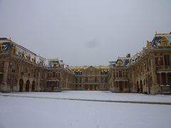 2013年1月 パリ旅行(10) ヴェルサイユ宮殿