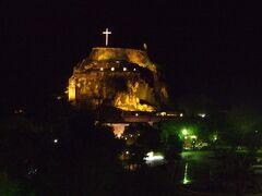ギリシャ ケルキラ島 朝早く旧市街を散歩