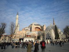 年末年始トルコ旅行★イスタンブールで感じる東西文明の十字路