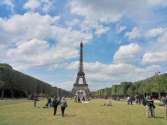 夫婦で初めての海外旅行 in France ⑤ フランス4日目 パリ観光