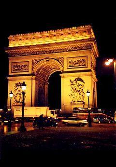 1999年 イギリス滞在&コンチキ・ツアー(34 days) =パリ=