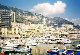 1999年 イギリス滞在&コンチキ・ツアー(34 days) =ニース&モナコ=