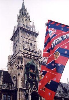 1999年 イギリス滞在&コンチキ・ツアー(34 days) =ミュンヘン=