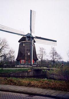 1999年 イギリス滞在&コンチキ・ツアー(34 days) =アムステルダム=