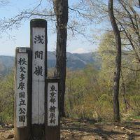払沢の滝から数馬の三頭山荘へ 久しぶりの山歩き