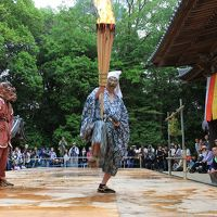 国宝 朝光寺の鬼追踊、それと西国三十三ヶ所の播州清水寺へお参り。