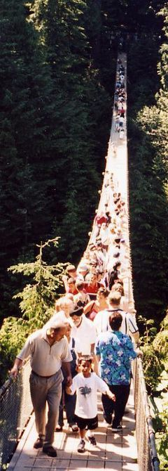 1999年 姉の結婚式 カナディアン・ロッキーとバンクーバー(6 days)