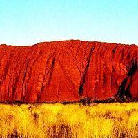 1999年 オーストラリア一周(20 days) =エアーズ・ロック=
