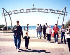 1999年 オーストラリア一周(20 days) =ゴールド・コースト=