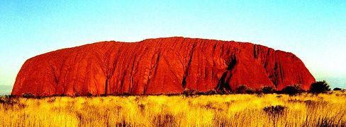 1999年夏 オーストラリア一周 (20 days) =エアーズ・ロック=