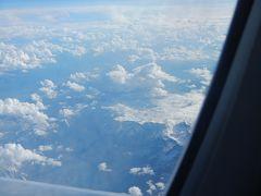 2014年GWオーストリア旅行①☆1日目仙台-成田-ウィーン-インスブルックまで