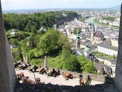 オーストリア旅行 世界遺産の街、ザルツブルクへ