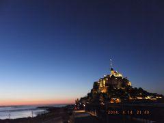 初海外旅行★麗しのフランス周遊8日間【4日目】レンヌの街&モンサンミッシェル