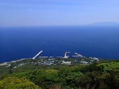 東京から近い孤島、利島
