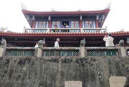 2014春、台湾旅行記9(10):5月7日(5):台南、赤嵌楼、文昌閣、清朝時代の石碑群
