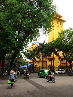 2014 ベトナム・ハノイ 古の都・旧市街をぶらぶら歩き旅-1