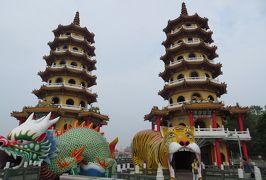 2014春、台湾旅行記9(14):5月7日(9):高雄、蓮池潭、龍虎塔、慈済宮、三鳳宮