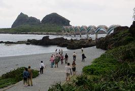 2014春、台湾旅行記9(18):5月8日(2):台東、太平洋(フィリピン海)、台東で地元料理の昼食、三仙台