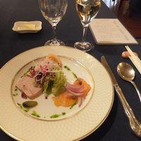 2013 天皇杯準々決勝遠征【その8】伝説のレストランで食事