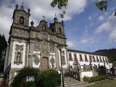 貧乏ガードマン忘れ物を探しにポルトガルへ。貧乏ガードマン修道院に宿泊ギマランエス編