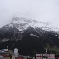 スイス ③   グリンデルワルト 2014年4月